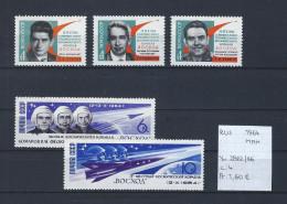 USSR 1964 - YT 2862/66 Postfris/neuf/MNH - 1923-1991 USSR