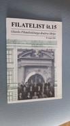 Slovenia - Philatelic Bulletin Filatelist St.15 FD Idrija 2001 - Letteratura