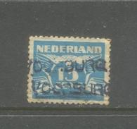 Lebeau 15ct Met Langstempel Voorburg - 1891-1948 (Wilhelmine)