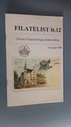 Slovenia - Philatelic Bulletin Filatelist St.12 FD Idrija 1998 - Letteratura