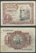 ESPAGNE SPANIEN SPAIN ESPAÑA 1953 12 JULIO MARQUE DE SANTACRUZ 1.00 PTAS ESTADO ESPAÑOL - [ 3] 1936-1975 : Régence De Franco