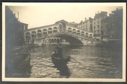 VENEZIA - PONTE DI RIALTO - Fotografica Photo - Venezia (Venice)