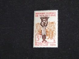 MAURITANIE YT 145 ** - RECOLTE DU MIL - Mauritanie (1960-...)
