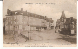 14 0 033 - BEAUMONT EN AUGE - Place De L'Abbaye - Andere Gemeenten