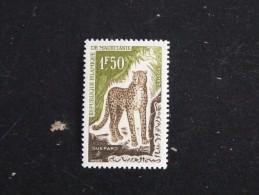 MAURITANIE YT 167 ** - GUEPARD - Mauritanie (1960-...)