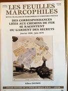 Duron Gilbert Les Correspondances Liées Aux Chemin De Fer Se Racontent Ou Gardent Des Secrets - Eisenbahnen