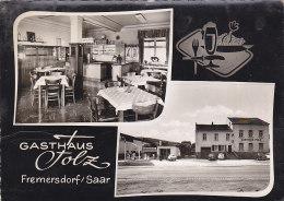 Fremersdorf Saar - Gasthaus Folz - Kreis Saarlouis