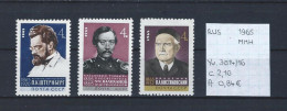 USSR 1965 - YT 3014/16 Postfris/neuf/MNH - 1923-1991 USSR