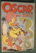 OSCAR Le Petit Canard N°14 : AUX INDES - Mat - Assez Bon état - Oscar