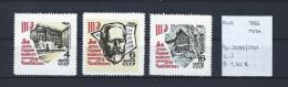 USSR 1966 - YT 3099/3101 Postfris/neuf/MNH - 1923-1991 USSR