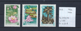 USSR 1966 - YT 3117/19 Postfris/neuf/MNH - 1923-1991 USSR