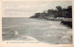 VILLERVILLE Sur MER - Les Fossés Du Marc - Petit Format - Villerville