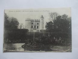 MAZENC Drôme Château à M. Loubet Ancien Président De La République - France
