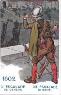 DER SCHWEIZER-SOLDAT IM LAUFE DER JAHRHUNDERTE → 1602 Die Eskalade In Genf - Entiers Postaux