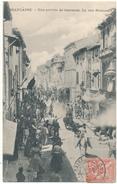 BEAUCAIRE - Une Arrivée De Taureaux - Beaucaire