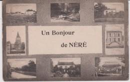 R 15 : Charente  Maritime :  Un  Bonjour  De   Néré - Non Classificati