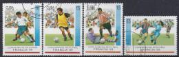 """Cuba  1998  Football World Cup """"France`98"""" (o) - Cuba"""