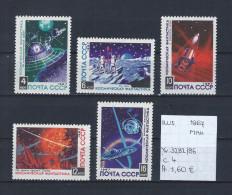 USSR 1967 - YT 3282/86 Postfris/neuf/MNH - 1923-1991 USSR