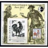 #           ¤¤    Yvert N° 62 - CNEP : Salon D´automne PARIS 2012 - Neuf** Luxe - Voir MESSAGE DU VENDEUR  ¤¤ - CNEP