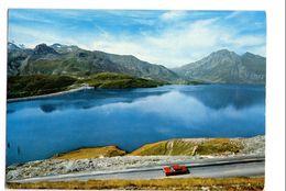 S804 Cartolina Del Piemonte - Lago Del Moncenisio E Nuova Diga + Annullo SUSA (torino) 1972 - Italië
