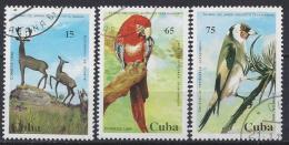 Cuba  1994  55th Ann. Of Hanava Zoo (o) - Cuba