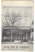 ORAISON (04) Devanture Du Grand Café Du Commerce - Other Municipalities