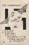 ORIGINAL : DOCUMENT SIGNE THIB 1936 - OU COMMENCER... - Historical Documents