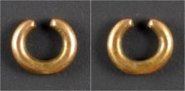 Celtic Britain Gold Ring Money - Gallië