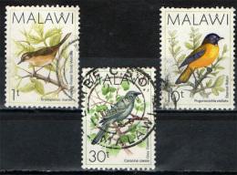 MALAWI - 1988 - UCCELLI - BIRDS - USATI - Malawi (1964-...)