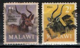 MALAWI - 1971 - ANIMALI - ANIMALS - USATI - Malawi (1964-...)