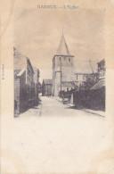 Hannut - L'Eglise (précurseur, Gerbehaye, 1901) - Hannut