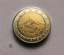 2 Euro Slovenia - Mountain Krivan (specimen) - Slovenia