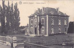 Hannut - Château Grégoire (Hermans) - Hannut