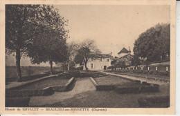 BEAULIEU SUR SONNETTE - Manoir De GOVALET - France