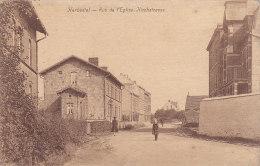 Hesbestal - Rue De L'Eglise Kirchstrasse (animation, Edition J. Becker) - Lontzen
