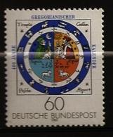Allemagne Fédérale 1982 N° 987 ** Calendrier Grégorien, Signes Du Zodiaque, Poisson, Galilée, Écrevisse, Scorpion, Lion - Ongebruikt