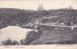 Hamoir - En Hougnée (Edit. Brisbois-Lhoest, Attelage, 1906) - Hamoir