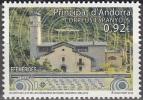 Andorre Espagnol 2014 Yvert 405 Neuf ** Cote (2015) 2.80 Euro 30 Ans Fin D´emissions De Radio Andorra - Andorre Espagnol