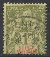 Guinée (1892) N 13 (o)