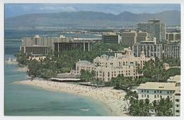 Waikiki Beach Honolulu Hawaii - Honolulu