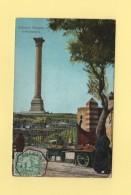 Marseille A Yokoama N°7 - 22-12-1911 - Égypte