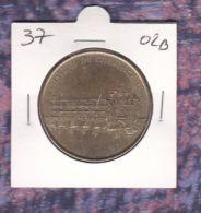 Monnaie De Paris : Château De Chenonceau - Face Simple - 2002 - Monnaie De Paris