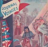 JOURNAL DES VOYAGES NOVEMBRE 1946 AU FAR WEST - Libri, Riviste, Fumetti