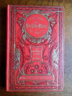 Jules Verne - Les Cinq Cent Millions De La Bégum - Hachette Et Cie 1916, Cartonnage Aux Feuilles D´acanthes 1er Type - Livres, BD, Revues