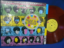 """The Rolling Stones""""33t Vinyle Rouge""""Some Girls"""" - Collectors"""