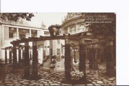 3 CP Exposition Arts Décoratifs 1925. Pavilon De Nice , Pergola. Même Thème, Vues Différentes - Expositions