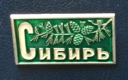 Siberia, Russia - Badges