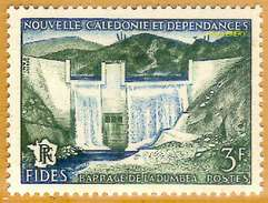 Nouvelle-Calédonie **LUXE 1956 P 287 - Nouvelle-Calédonie