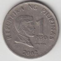 @Y@    Filippijnen  1 Piso   2002    (3618) - Filippijnen