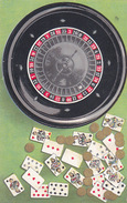 Spielkarten & Roulette    (161111) - Spielkarten